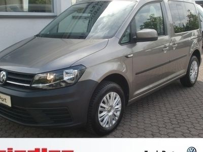 gebraucht VW Caddy Life Trendl. 2.0TDI Navi,GARANTIE 2022 - Klima,Sit
