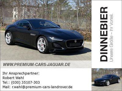 gebraucht Jaguar F-Type Coupe P300 R-Dynamic MJ2021 | Berlin Neuwagen, bei Autohaus Dinnebier GmbH