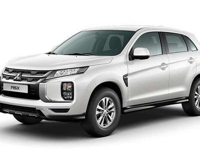 gebraucht Mitsubishi ASX 2.0 MT 150PS MJ 2020 Intro Edition *Navi*Alu*DAB*