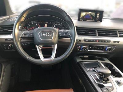 gebraucht Audi Q7 3.0 TDI quattro, S-line Xenon Plus, Leder