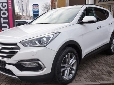 gebraucht Hyundai Santa Fe 2.2 CRDi 4WD A/T Premium Park-, Sitz-P.