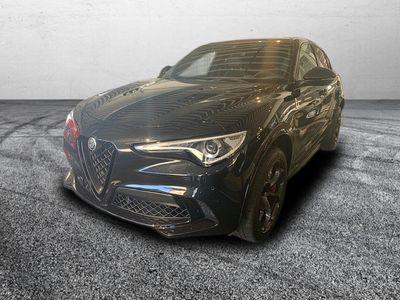gebraucht Alfa Romeo Stelvio Quadrifoglio Q4