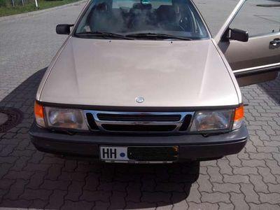 gebraucht Saab 9000 CC 2.0 Turbo Automatik, EZ 88, bronzemetallic,