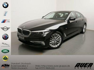 gebraucht BMW 530 d xDrive Limousine Luxury Line