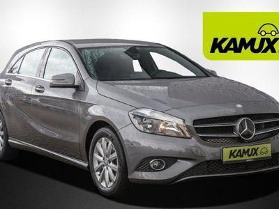 gebraucht Mercedes A180 7G-Tronic +Navi +Park-Assist +SHZ +USB / AUX