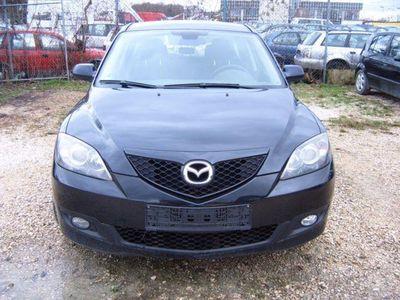 gebraucht Mazda 3 2.0 CD Sport DPF EURO 4 6-Gang Klimatronik