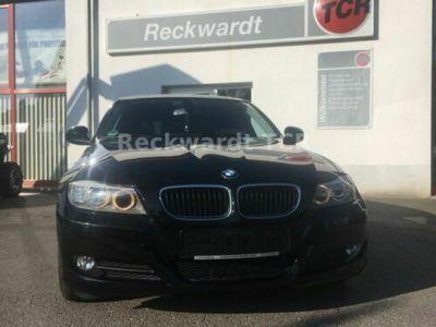 gebraucht BMW 318 d Touring BIXENON AUTOMATIK TEMPOMAT NAVI PDC