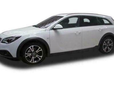 gebraucht Opel Insignia Country Tourer Insignia 20 CDTi Automatik