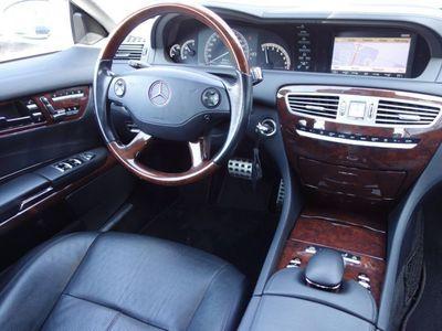 gebraucht Mercedes CL500 Coupe AMG Nachtsicht Sportauspuff