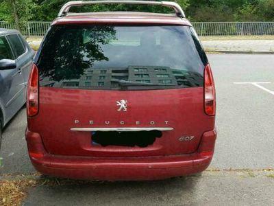 gebraucht Peugeot 807 HDI