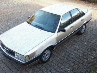 gebraucht Audi 200 C3 Typ44 Limo 10V Turbo Quattro 2,2L 165PS VFL 5Zylinder