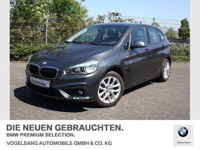gebraucht BMW 218 Active Tourer i Advantage LED Pano.Dach Navi