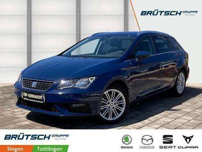 gebraucht Seat Leon ST Xcellence 2.0 TSI DSG / AHK / NAVI / KAMERA