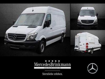 gebraucht Mercedes Sprinter 316 CDI Händlerfahrzeug BÄR-CARGO LBW