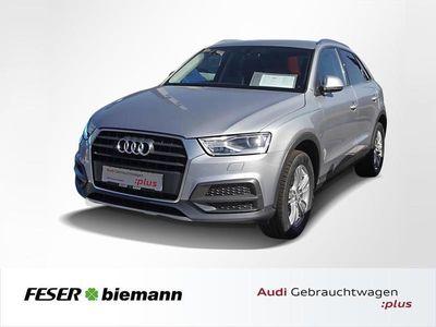 gebraucht Audi Q3 Design 1.4 TFSI Navi DAB Xenon