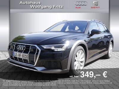 gebraucht Audi A6 Allroad quattro 45 TDI SHZ KAMERA NAVI LED