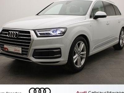gebraucht Audi Q7 3.0 TDI quattro/S-line/LEDER