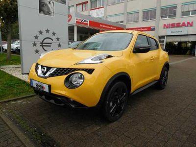 gebraucht Nissan Juke 1.6 Xtronic Acenta Tokyo*NAVI/KAMERA/ALU*