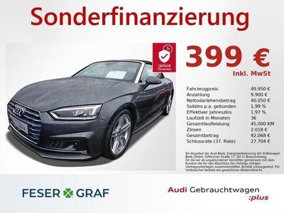 gebraucht Audi A5 Cabriolet sport 40 TDI quattro 140 kW (190 PS) S tronic