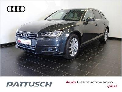 gebraucht Audi A4 Avant 2,0 TDI sport Matrix LED Navi ACC Kamera