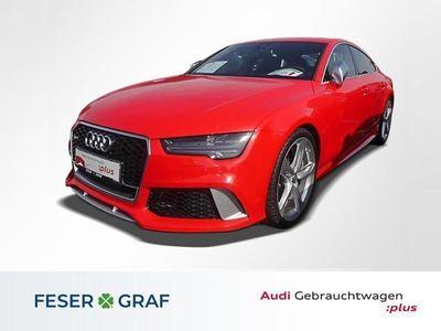 gebraucht Audi RS7 Sportback 4.0 TFSI qu.tiptronic Matrix+Rü