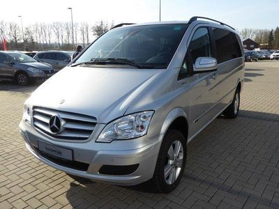 gebraucht Mercedes Viano 4MATIC 2.2 CDI Trend Edition lang
