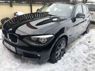 gebraucht BMW 114 d TOP GEPFLEGT, CHECKHEFT, 8Fach bereift