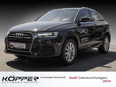 gebraucht Audi Q3 2.0 TDI 2,99% FIN XENON PDC SITZH. AHK LANE-ASSIS