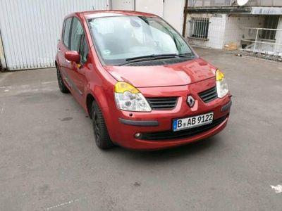 gebraucht Renault Modus 1.6 16V ESP Dynamique