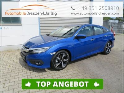 gebraucht Honda Civic 1.5 VTEC ExecutiveLED*Navi*Leder