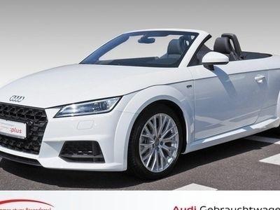 gebraucht Audi TT Roadster 40 TFSI S line S tronic (Navi plus)