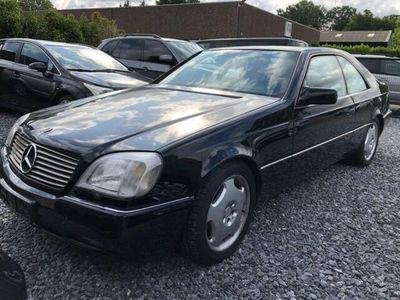 gebraucht Mercedes CL500 Coupe+LPG Gas+Leder+Navi+SSD+