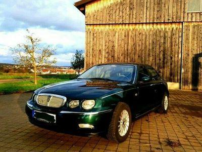 gebraucht Rover 75 V6 6 Zylinder/ Leder Winterauto E...
