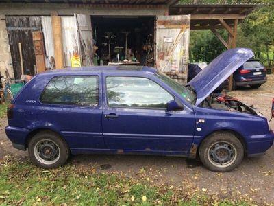 gebraucht VW Golf III Joker // 1.4 L 60 PS // kein TÜV // Fahrzeug fährt