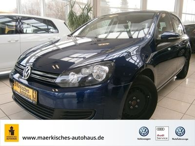 gebraucht VW Golf VI 1.6 TDI Comfortline *NAVI*KLIMA*PDC*