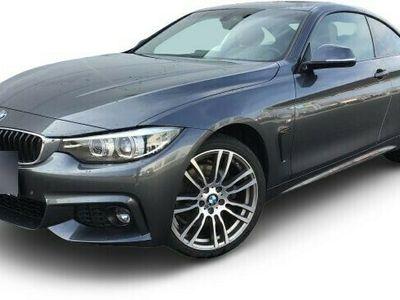 gebraucht BMW 430 430 i xDrive M Sport Coupe EURO 6 Aut Navi LED PGD