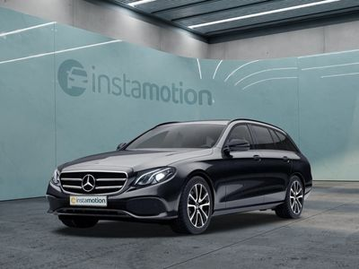 gebraucht Mercedes E200 E200 4M T Avantgarde Night LED Navi SHD Kamera