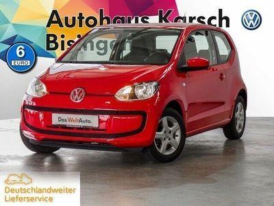 gebraucht VW up! up! 1.0 EcoFuel moveRADIO, ZV, ELEK. FH