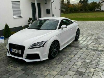 gebraucht Audi TT RS Coupe mit RS Schalensitze uvm. als Sportwagen/Coupé in Fellheim