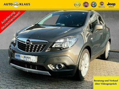 gebraucht Opel Mokka 1.4 Turbo Innovation Xenon+Einparkhilfe