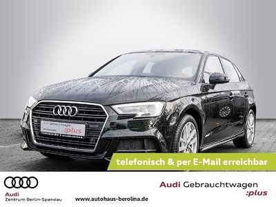 gebraucht Audi A3 Sportback 35 TFSI S line S tronic *GRA*SHZ*NAVIplus*