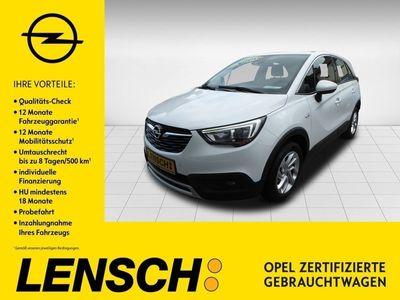 gebraucht Opel Crossland X 1.2 INNOVATION *Intellilink*PDC*
