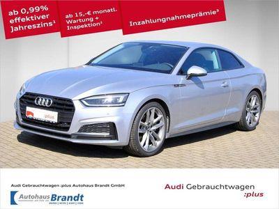 gebraucht Audi A5 Coupe 40 TDI S-Line S-Tronic NAVI*LED*GRA