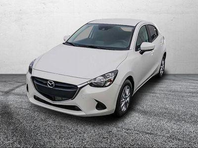 gebraucht Mazda 2 Skyactiv-G 90 Exclusive-Line | AC | MFL | BT | DAB |