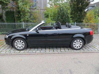 gebraucht Audi A4 Cabriolet 3.0
