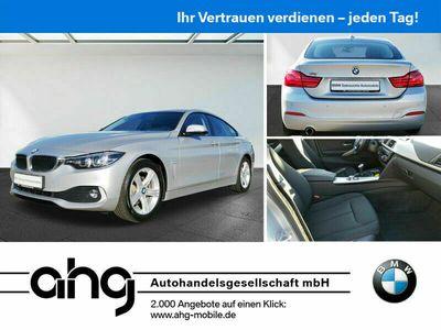 gebraucht BMW 418 Gran Coupé d Advantage Navi Business 17'LM Gl