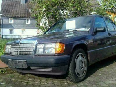 gebraucht Mercedes 190 Mercedes W201