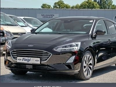 gebraucht Ford Focus 1.0 EcoBoost Start-Stopp-System COOL&CONNECT