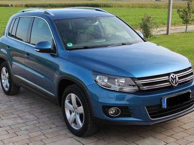 "gebraucht VW Tiguan VW""Lounge"" Sport & Style"