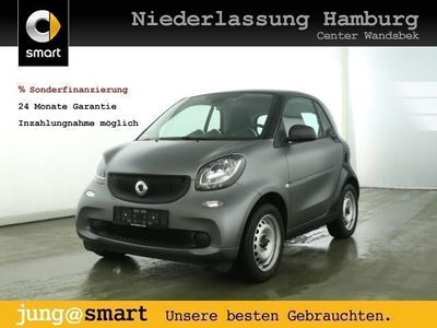 used Smart ForTwo Coupé 66kW DCT cool&Audio SHZ Pano